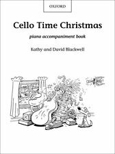 Cello Time Christmas Piano Book, Paperback, Academic: Music - 9780193372252