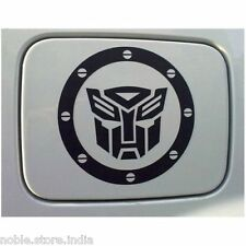 Autobot Round Black Decal Sticker Maruti Swift Dzire Ertiga Alto 800 Ciaz Ritz