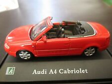 Cararama 1:72 Audi A4 Cabriolet Convertible Diecast Model w/ Display Case