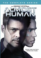 Almost Human Complete Series DVD Set Collection Episode TV Show Action Drama Lot