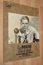 PAUL MUNI HI, NELLIE! 1934 MERVYN LEROY VINTAGE LOBBY CARD ORIGINAL #2