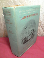 DAVID COPPERFIELD The next Oxford illustrated Dickens Original illustrations