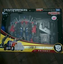 Transformers Dark Of The Moon Jetwing Optimus Prime Takara Tomy