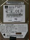 20 GB Toshiba MK2018GAS HDD2168 P ZE01 / PCB: G5B000043 - 2,5 Zoll Festplatte