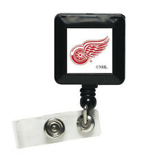 Detriot Red Wings Retractable Badge Holder