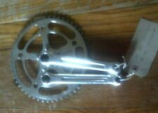 1970's ZEUS COMPETITION 170mm  52 TOOTH CRANKSET
