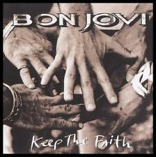BON JOVI - KEEP THE FAITH D/Remastered CD ~ BED OF ROSES ++ 90's METAL JON *NEW*
