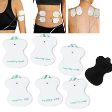 2pcs Electrode Pads Reusable For Tens Machine Acupuncture Digital Massager candy