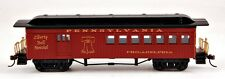 Bachmann HO Scale Train Old-Time Combine Car Liberty Bell Special