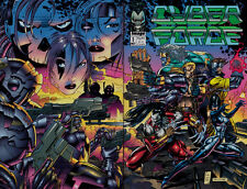 CYBERFORCE (1992) 1-4 COMPLETE SET MARK SILVESTRI RIPCLAW CYBLADE IMAGE TOP COW