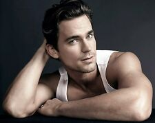 Matt Bomer Glossy 8x10 Photo 1