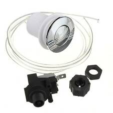 Garbage Disposal Air Switch Replacement Button With Air Hose Self-Lock Sink Top