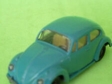 SIKU  V230 V231 VW VOLKSWAGEN 1200 BLUE - METAL -  RARE SELTEN IN GOOD CONDITION