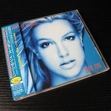 Britney Spears - In The Zone JAPAN CD+2 Bonus Tracks W/OBI Mint #18-4