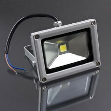 Warm/Cool White Waterproof 10W LED Flood Light Lamp Bulb AC 85-265V UL