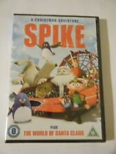 Spike - A Christmas Adventure DVD plus the World of Santa Claus