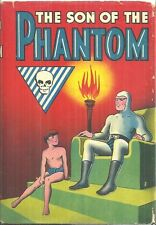 THE SON OF THE PHANTOM Dale Robertson - WHITMAN 2322 WITH 2330 ERROR DUSTJACKET