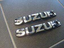 1Satz EMBLEM LOGO f. TANK BENZINTANK Suzuki GSX 1200 INAZUMA ORIGINAL NEUWARE