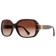 Coach HC8119 L090 Bryn 525613  Chocolate Brown Gradient Women's Sunglasses