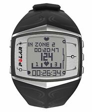 Polar FT60F Women's Fitness Heart Rate Monitor Black 90051009