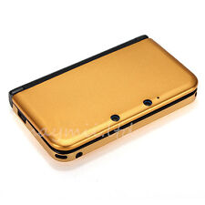 Aluminum Hard Metal Box Cover Case Shell Protector For Nintendo 3DS XL LL MM