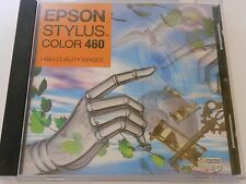 Epson Stylus Color 460 - High Quality Images Software CD-ROM - 1999