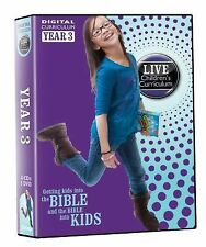 LIVE Children's Curriculum Year 3 Pack, Group Publishing, New Books
