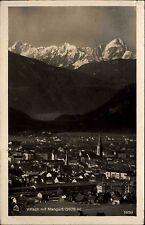 Villach Österreich Kärnten 1940 gelaufen nach Timmendorferstrand Mangart Alpen