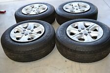 Free Shipping Chevy Traverse 17 Inch Wheel Tire Package ( 4 wheels and tires)