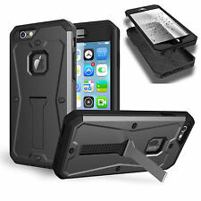 "New Luxury Hybrid 360° Shockproof Hard Case Cover For Apple iPhone 6/6S 4.7"" B21"