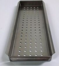 RITTER MIDMARK M7 SMALL TRAY STAINLESS AUTOCLAVE STERILIZER TRAY
