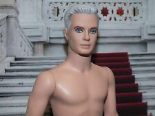 Silkstone Roger Sterling BFMC Doll ~ NUDE For OOAK ~ Newly De-boxed Free US Ship