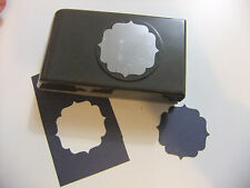 Stampin Up Paper Craft Punch ~ Label Bracket Punch ~ C2