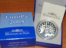 France 2005 Europa 1,5 euro Silver Proof - Francia plata silber argent 1 1/2 €