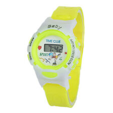 Colorful Boys Girls Kids Students Time Electronic Wrist Sport Digital Watches