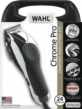 Wahl Chrome Pro Complete Haircutting Kit 24 Piece 79524-2501