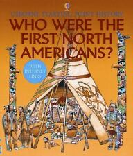 Who Were the First North Americans? Starting Point History