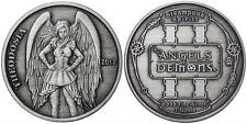 1 oz 2017 Antique Theodosia Femme Fatale Angels & Demons Steampunk Series #1