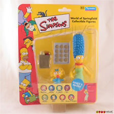 The Simpsons World of Springfield Marge and Maggie UK exclusive action figure