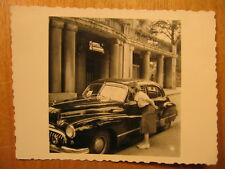 ~1950 altes Foto Buick 50 Oldtimer Auto