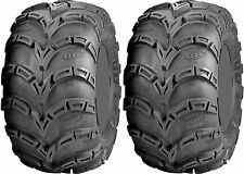 Pair 2 ITP Mud Lite AT 25x11-10 ATV Tire Set 25x11x10 MudLite 25-11-10