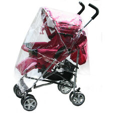 New Raincover for buggy pushchair pram Hauck condor, Roma, turbo etc
