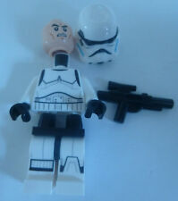 Brand New LEGO Star Wars Stormtrooper and weapon from Set 75157