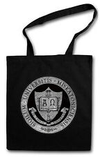 MISKATONIC UNIVERSITY IV VINTAGE Hipster Shopping Bag - Arkham Lovecraft Cthulhu