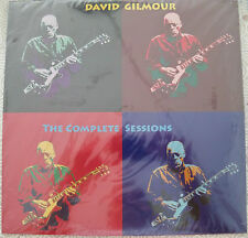 """DAVID GILMOUR """"THE COMPLETE SESSIONS"""" 2 LP RARE UK AND USA 2006-2007 PINK FLOYD"""