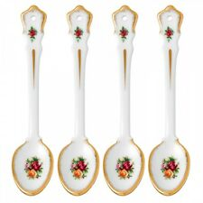 Royal Albert Old Country Roses Spoon SET OF 4 New