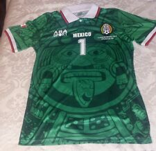 Mexico Jorge Campos Small jersey