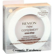 REVLON New Complexion Dermabreathe One Step # 04 NATURAL BEIGE