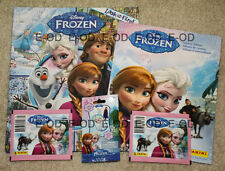 (LOT 2) FROZEN LOOK AND FIND BOOK Dog Tag Foil Pack Sticker Album Stickers Elsa