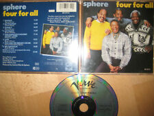 Rare CD Sphere  Four For All Verve Records